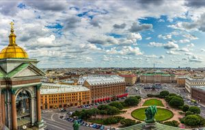 Saint Petersburg, Russia - The most beautiful city in Europe