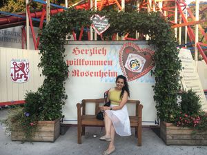I Left My Heart in Munich