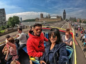 Live with no excuses and Travel with no regrets!  #SelfieWithAView of Big Ben #TripotoCommunity