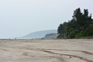 Weekend getaway to Anjarle Beach