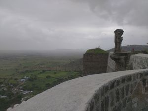 Best Place To Trek Near Nashik - Galna Fort