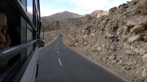 Delhi to Leh in a HRTC Bus