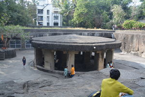 Pataleshwar Cave Temple - A Wonder Carved Out Of A Single Rock
