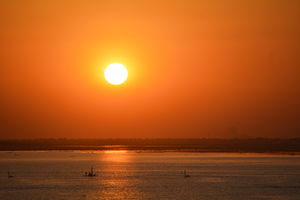 An Evening at Bharath Bhawan, Bhopal