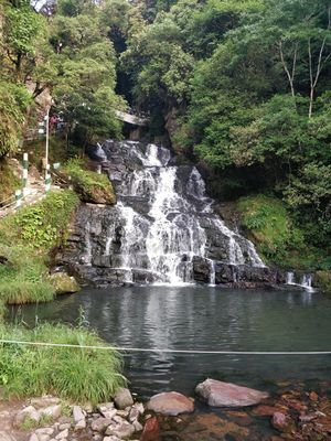 Northeast Series:Elephant Falls & back to Guwahati