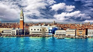 Venice: The heart of Italy