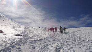 Magical Himalayas that proved 'Age Has No Limits' #lifechangingtrip #MyMotivation