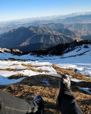 Offbeat Winter Trek