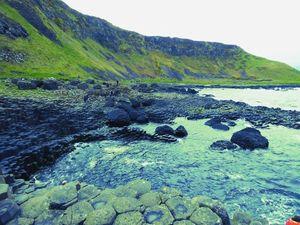 Beauty of Ireland's geological wonders #BestTravelPictures @jetairways @tripotocommunity