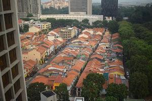 Singapore - walkers paradise !