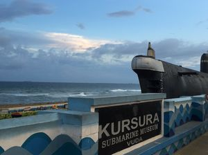 India's first & only Submarine museum
