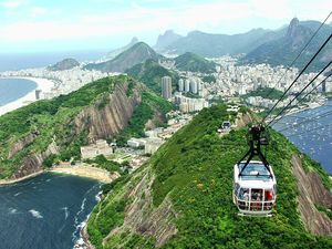 Sugarloaf Mountain - Urca 1/undefined by Tripoto