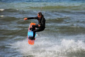 Catch The Wind And Fly With It At This Ultimate Kitesurfing Hotspot In India