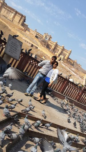 Jaipur: Swirl Skirts, Colorful turbans, mouthwatering food, welcoming hearts, Mirrors and more