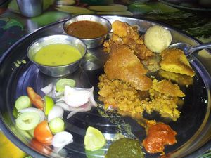 Indore - The adda of foodies                  Ujjain- The religious side of India
