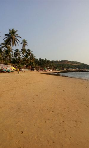 Goa 4 days trip in glance