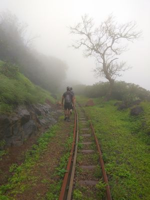 Vikatgad - Matheran Post Monsoon trek, Mumbai weekend getaways :)
