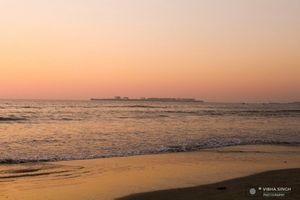 MALVAN- Private beach under 3000