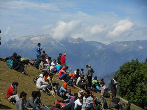Amarnath Yatra:The climb of Faith and Ecstasy   {Part-2}