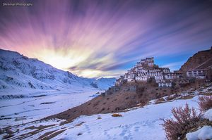 When Nature Conspired For Me | Winter Spiti Photo Tour