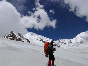 Alpine Climbing Expedition to Mount Bandarpunch (6316m)