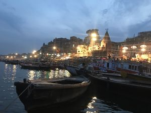 Every City Has It's Story...Banaras