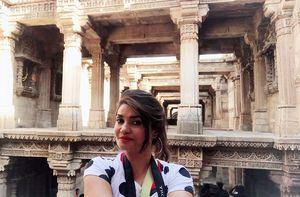 The First Heritage City of India,  Adalaj Ni Vav.