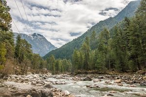 Parvati Valley - March'2015