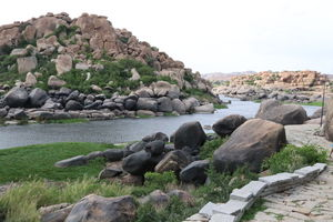 Rediscovering structure in the ruins of Hampi