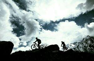Manali - Leh mountain bicycling