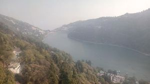 In the lap of nature - Nainital and Bhimtal