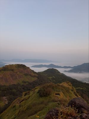 My First Trek to Rajmachi