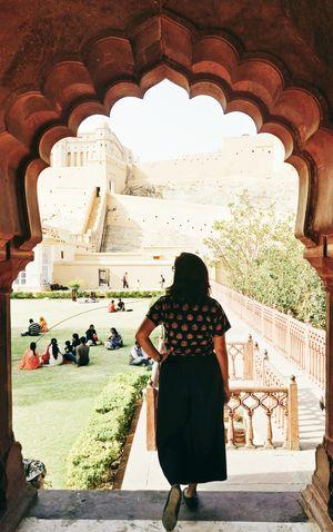 Jaipur: Grandeur of Culture, Art and Colors: