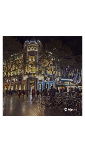 """Las Ramblas"" - A travel back in time to be at Picasso and Hemingway's party spot in Barcelona!"