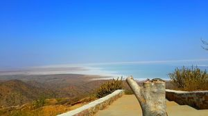 The Great Rann of Kutch on a Moonlit Night