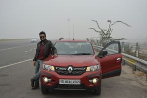 Road trip to Mcleodganj from Delhi