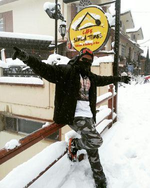 Shimla Never Before