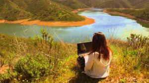 The Coolest Workplace in the world for a Solo Traveler!
