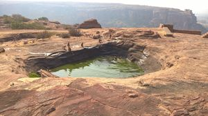 Badami ... The Masterpiece by Chalukyas