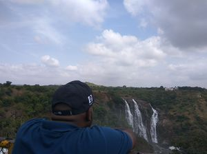 Quest for Waterfalls in Karnataka !!!