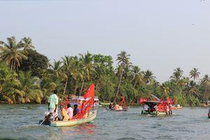 Kerala backwaters - Simply magical
