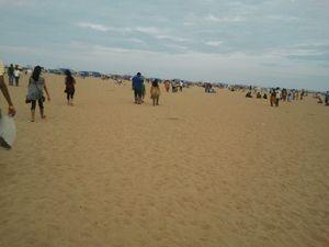 Marina Beach #Chennai