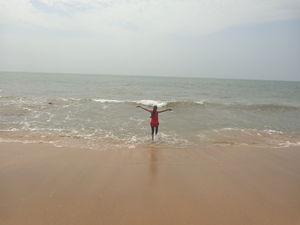 Anjuna - A Beautiful & Peaceful beach in North Goa #westernghatsinphotos