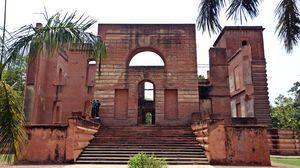 Explore India - Lucknow, The Hidden Gems #1-Dilkhusha Kothi