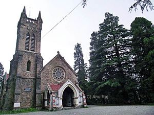 St. John's Wilderness Church, Nainital - Time travel to the British Raj era
