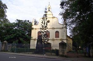 Kerala Diaries - St. Francis CSI Church, Fort Kochi