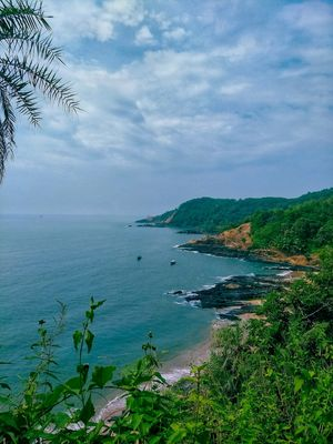 The Paradise of Gokarna: Azure skies and emerald waters