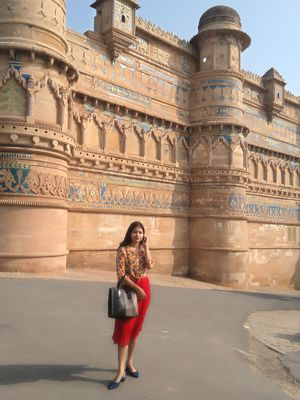 Top Places to see at Gwalior