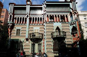 Gaudi's Masterpieces: UNESCOWorld Heritage Sites