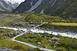 Mount Cook 1/undefined by Tripoto